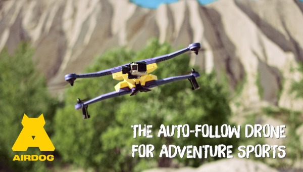 AirDog - The Adventure Sports Drone
